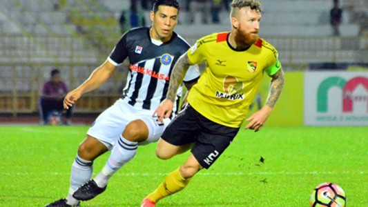 Lee Tuck, Negeri Sembilan, Pahang, Malaysia Cup, 29/07/2017