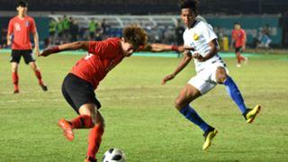 Syazwan Andik, Malaysia U23, South Korea U23