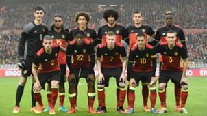 Belgium XI Finland 06012016