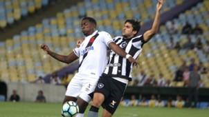 Thalles Igor Rabello Vasco Botafogo Brasileirao Serie A 14102017