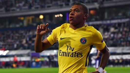 Kylian Mbappe Paris Saint-Germain