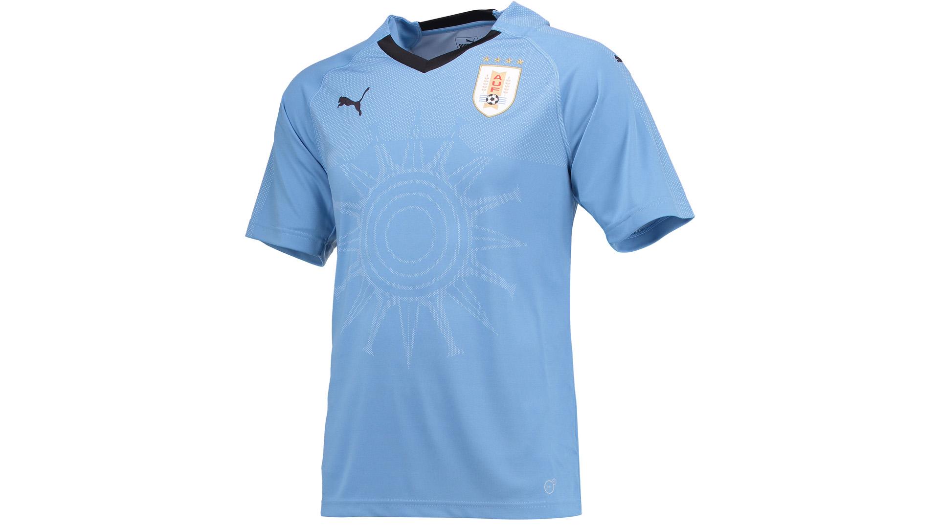 Uruguay Camiseta Titular Home Jersey 2018