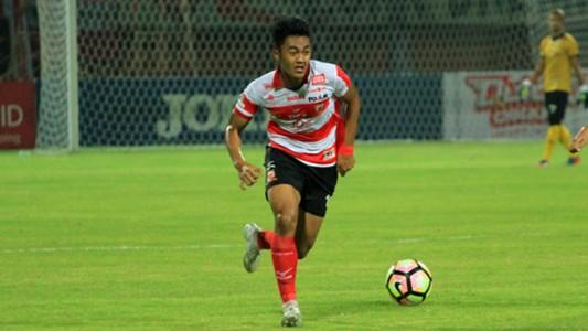 Rizky Dwi Febrianto - Madura United