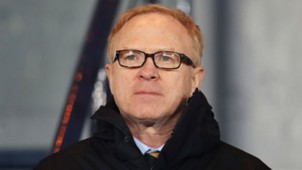 Alex McLeish Scotland 2018