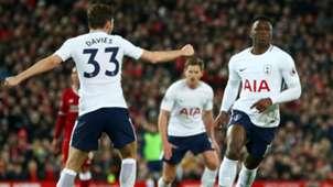 Victor Wanyama Tottenham Liverpool
