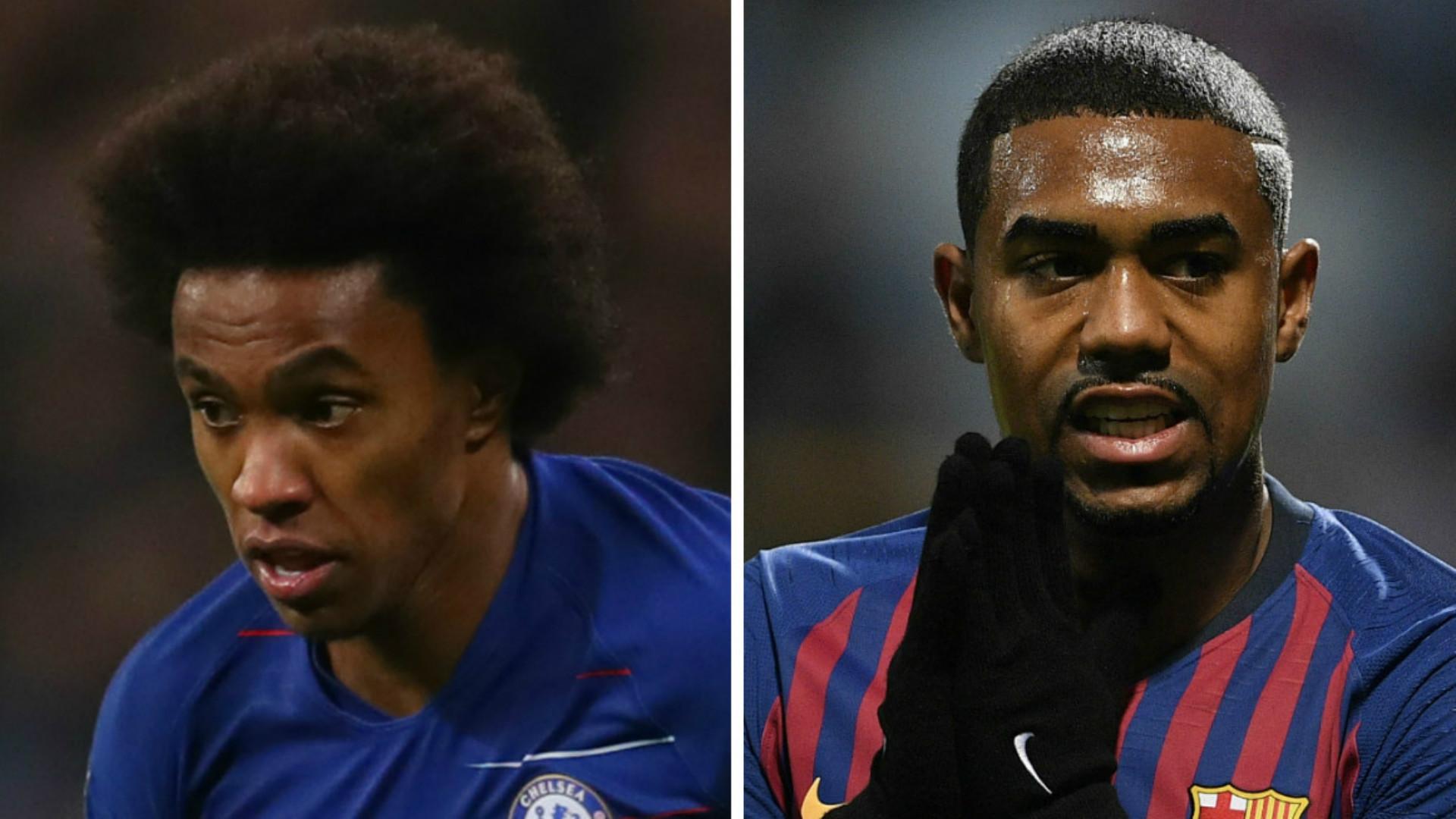 January transfer window news & rumours LIVE: Chelsea reject Barca's Willian-Malcom swap offer | Goal.com