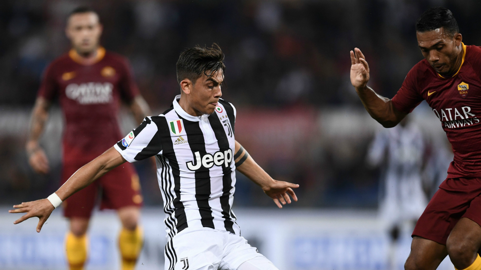 Paulo Dybala, Juan Jesus, Roma, Juventus, Serie A, 13052018