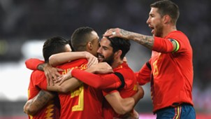 Sergio Ramos Alemania España Amistoso Internacional