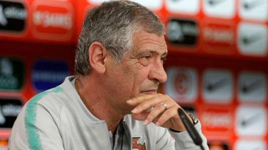 Fernando Santos Portugal 14 06 2018