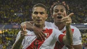 Guerrero Carrillo Brasil Peru Copa America final 07072019