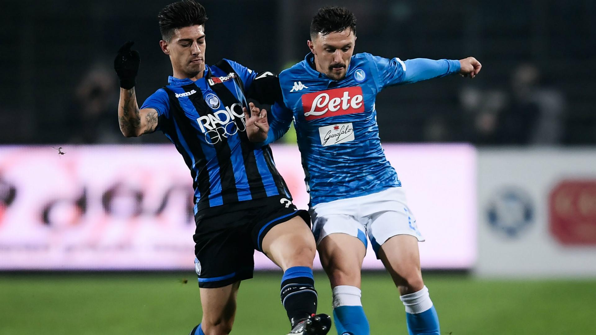 Mario Rui Atalanta Napoli Serie A