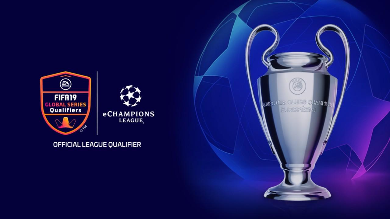 ผลการค้นหารูปภาพสำหรับ EA Sports จับมือ UEFA คลอด eChampions League ลง FIFA 19