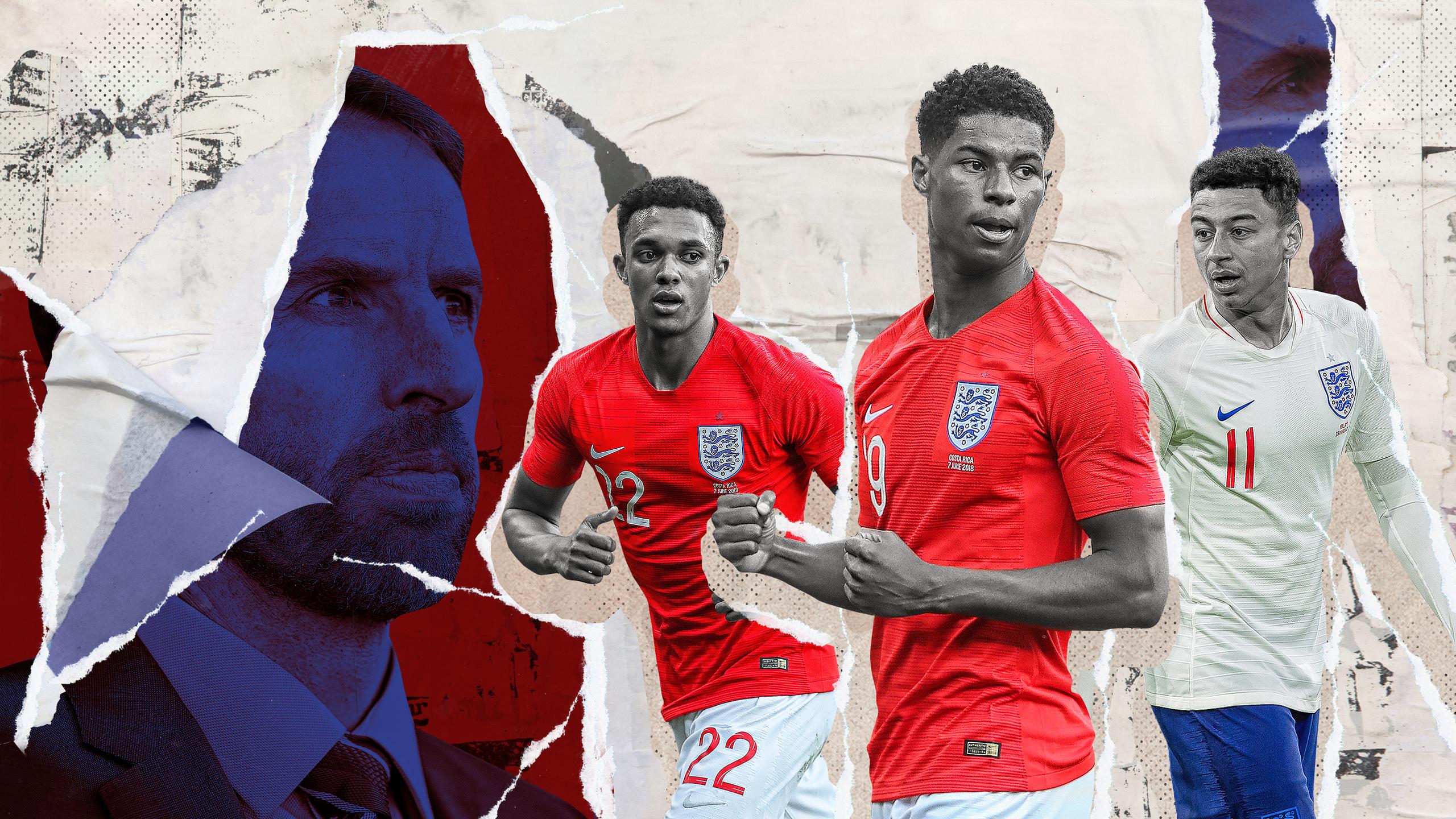 England failures
