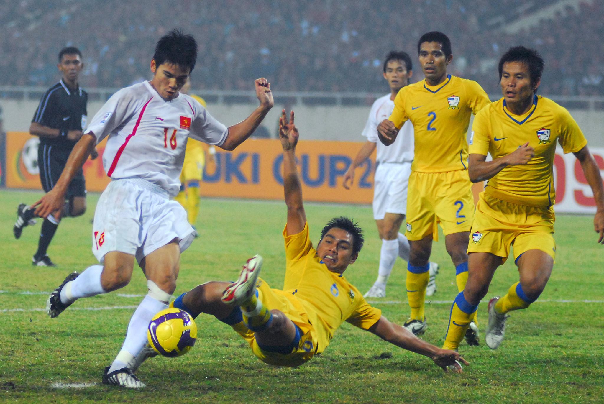 Thái Lan Việt Nam 2008