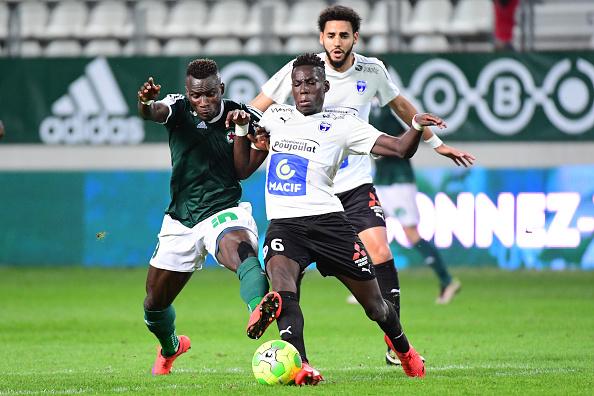 Junior Sambia signe à Montpellier — Officiel