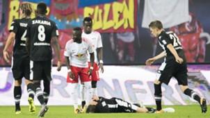 Naby Keita, Christoph Kramer, Rb Leipzig - Borussia Mönchengladbach, Bundesliga, 09162017