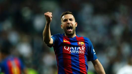 Jordi Alba FC Barcelona 23042017