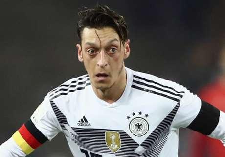LIVE: Germany vs Spain