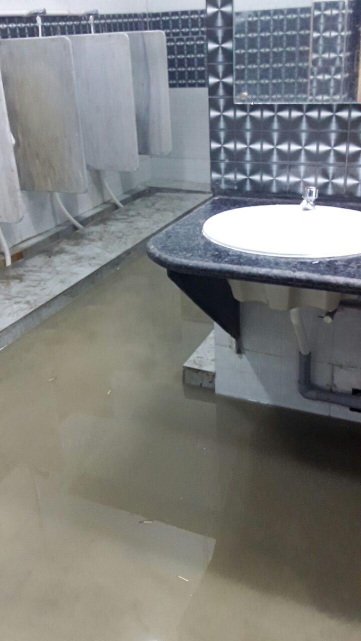VYBK Washrooms
