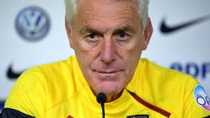 Cameroon Manager Hugo Broos