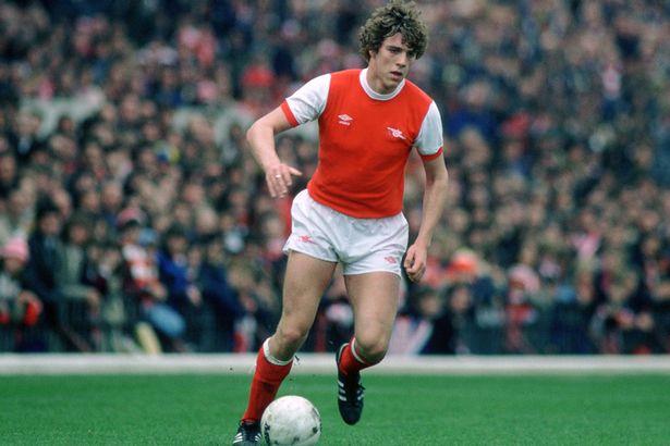 Paul Vaessen Arsenal