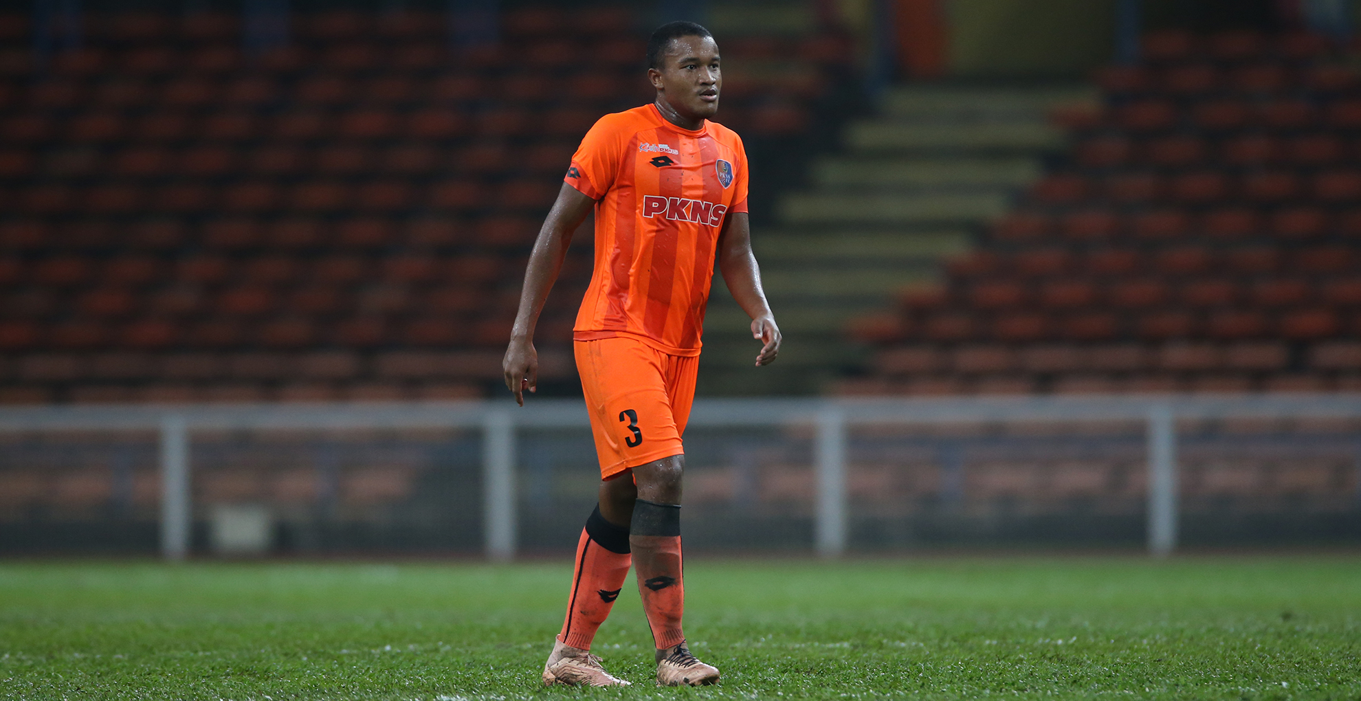 Rodney Akwensivie, PKNS v Melaka, Malaysia FA Cup, 3 Apr 2019