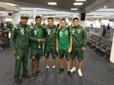 Selección boliviana