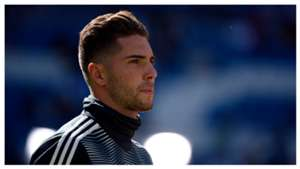 Luca Zidane Real Madrid