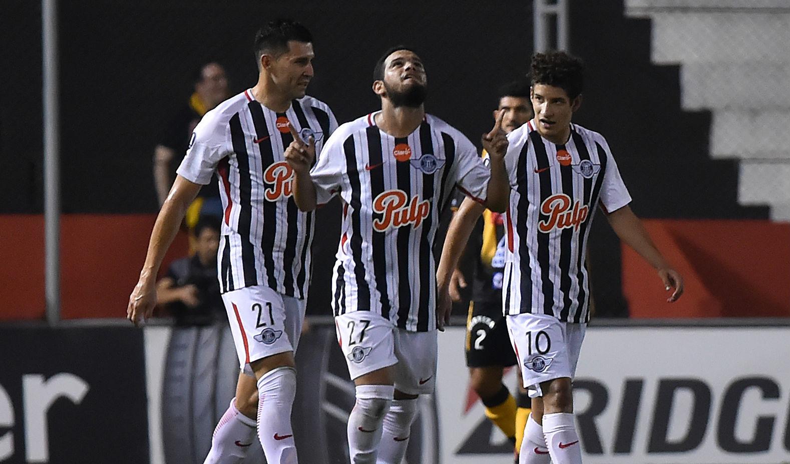 Libertad vs Peñarol EN VIVO ONLINE 0-0 por Copa Libertadores