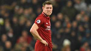 JAMES MILNER LIVERPOOL PREMIER LEAGUE 03012019