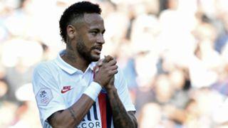 Neymar PSG Strasbourg Ligue 1 14092019
