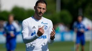 ONLY GERMANY Domenico Tedesco Schalke 03072017