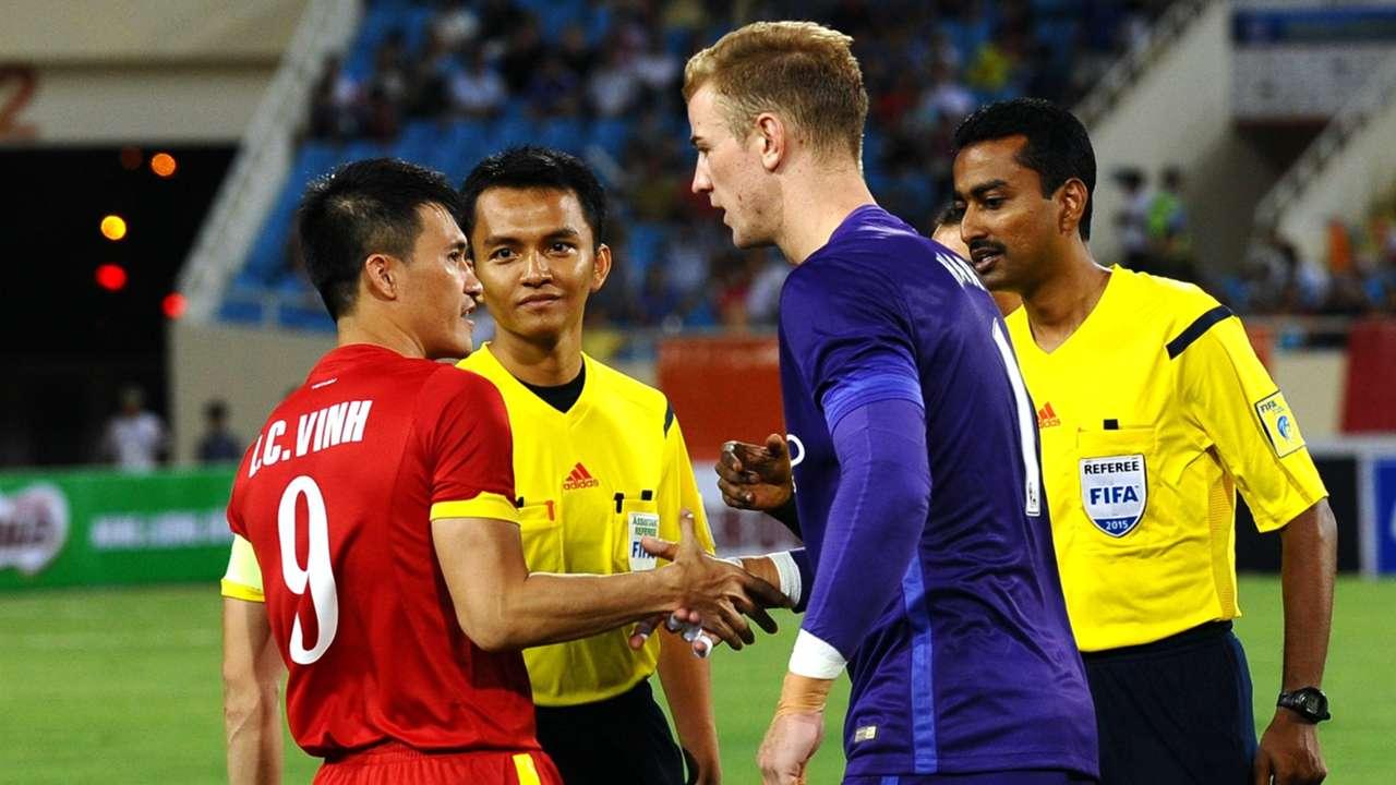 Việt Nam Manchester City Giao hữu 2015