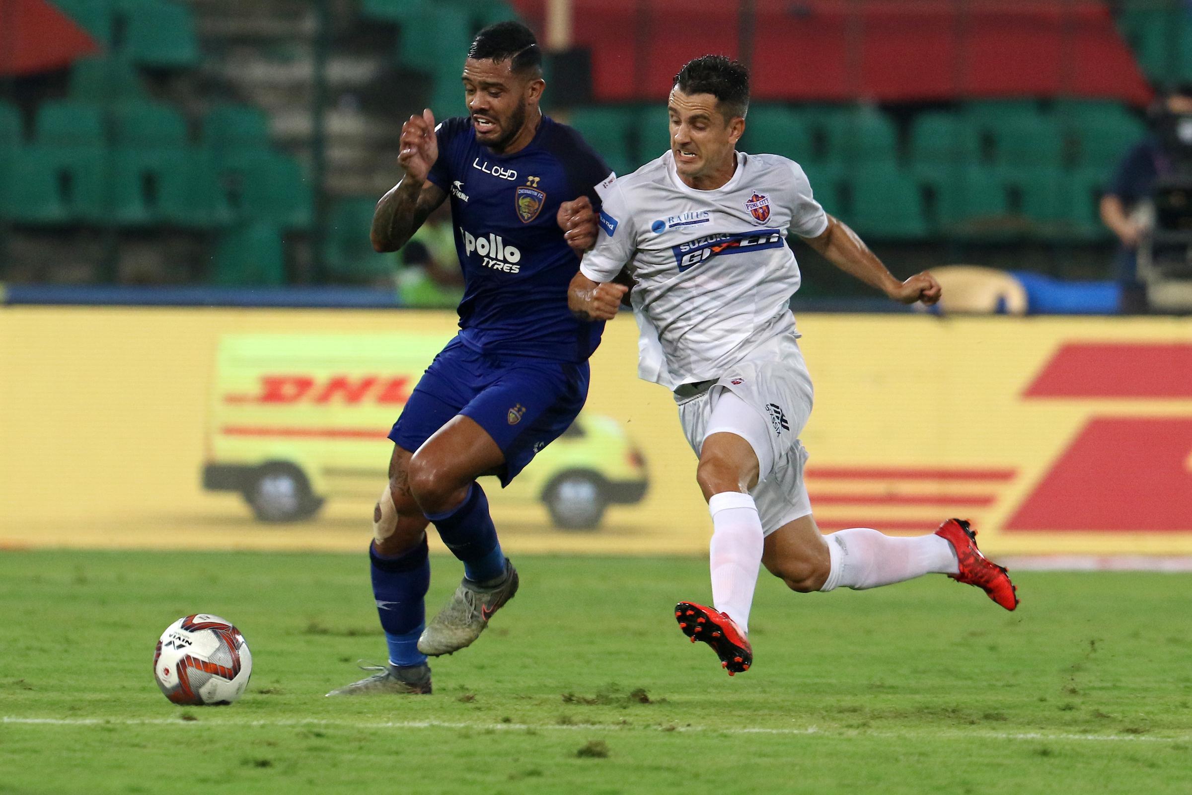 Marcelinho Raphael Augusto Chennaiyin Pune City