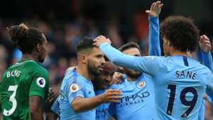 Manchester City Brighton EPL 09292018