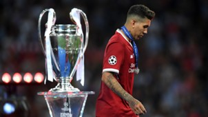 Roberto Firmino Post match Real Madrid Liverpool Champions League final 26052018