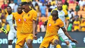 Mario Booysen & Willard Katsande, Kaizer Chiefs, January 2019