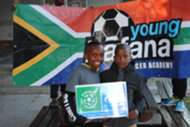 Young Bafana heading to Russia