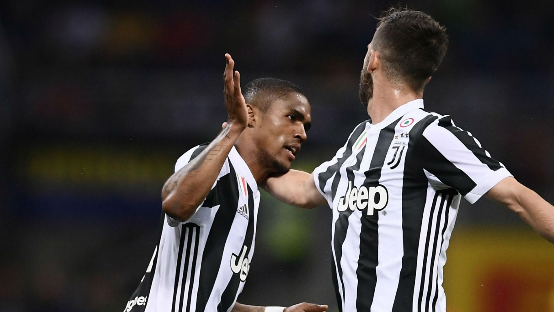 Douglas Costa Juventus Inter Serie A