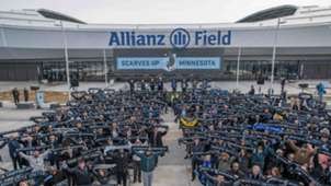 Allianz Field Scarves Supporters 04122019