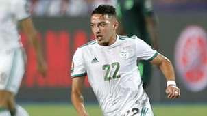 Bennacer Algeria AFCON