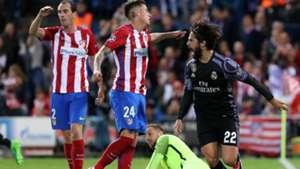 Isco Alarcon Atletico Madrid Real Madrid UEFA Champions League