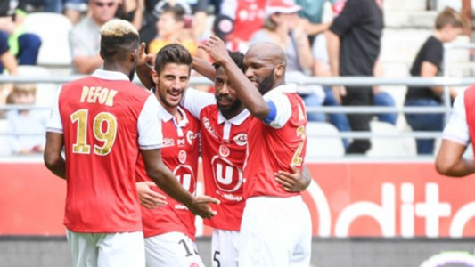 Reims Ligue 2 Chavarria