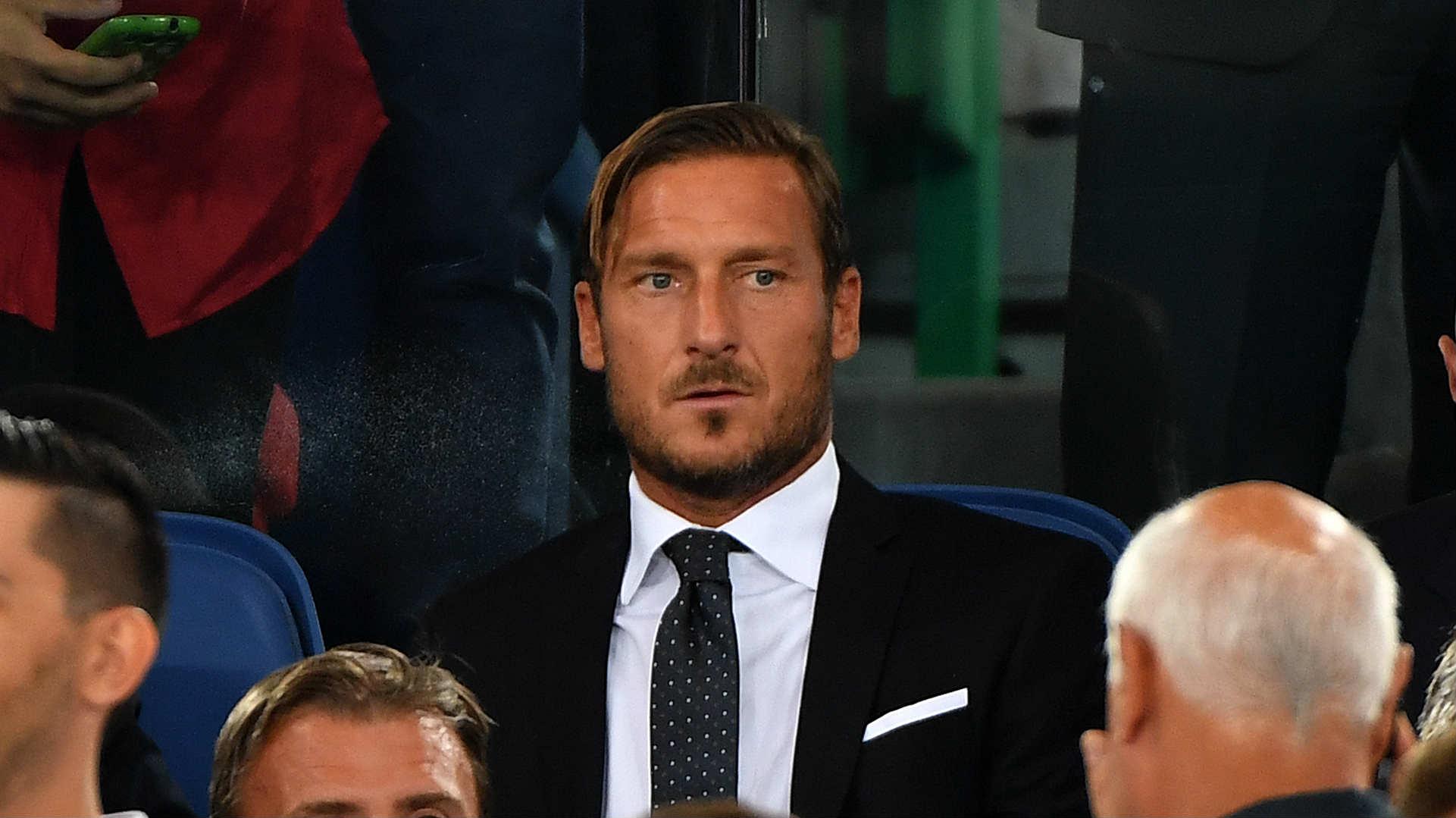 Totti considera Cristiano Ronaldo o melhor do mundo