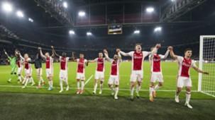 Viering Ajax, Ajax - Schalke 04, 13042017