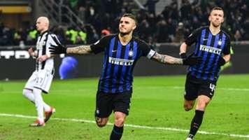 Mauro Icardi Inter Udinese
