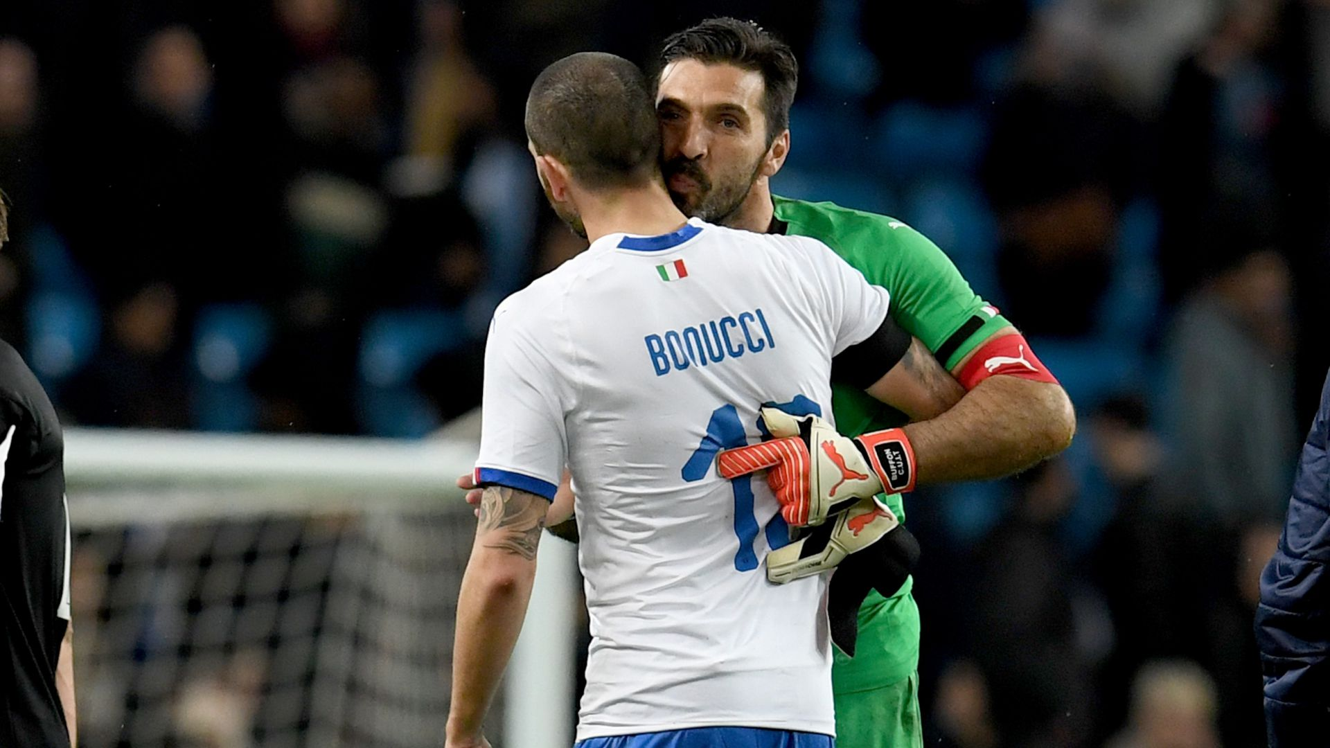Italia, Bonucci: