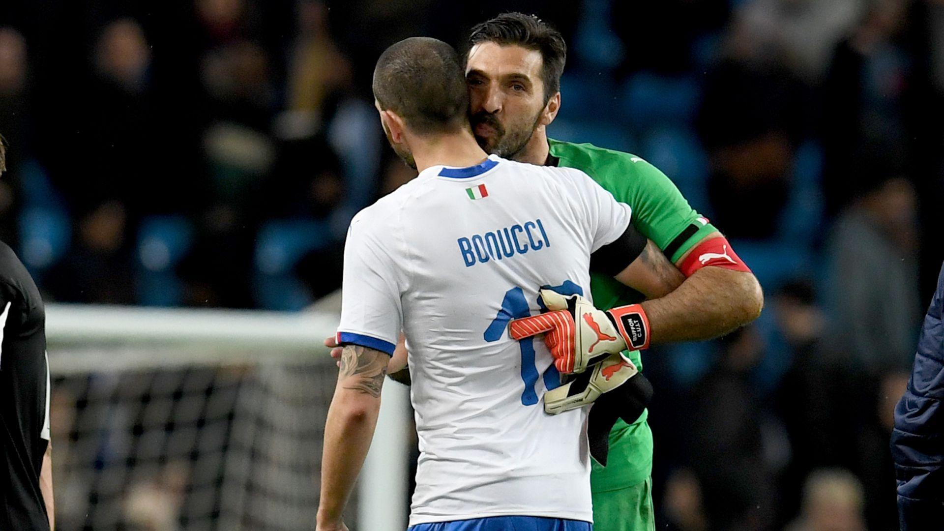 Buffon Bonucci - Italy