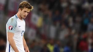 Eric Dier England Russia Euro 2016