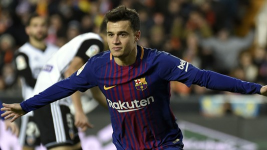Philippe Coutinho, Barcelona